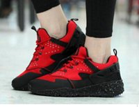 Wholesale Hot sales new fashionable men and women gump shoes casual shoes breathable huarche adult flat shoes have the size