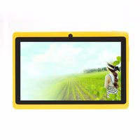Wholesale USA special line NEW inch A33 quad core Q88 tablet Allwinner android GHz GB RAM GB Bluetooth Wifi