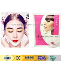 Wholesale Beauty Skin Care Face Lifting Up Belts V Shape Face Slimming Mask to Reduce Double Chin