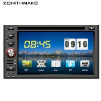 best in dash touch screen - best price inch touch screen Din Car DVD player audio Radio stereo FM USB Steering Wheel Control without GPS