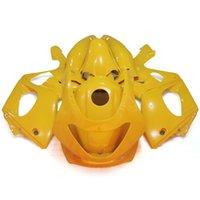 achat en gros de thundercat jaune-Carénages jaunes brillants pour Yamaha YZF600R Thundercat 97 98 99 00 01 02 03 04 05 06 07 1997 -