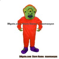 alien pictures - Alien Mascot Costumes Cartoon Character Adult Sz Real Picture