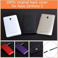 asus mobile battery - Mobile Phone Accessories Parts Mobile Phone Bags Cases New original back cover For Asus zenfone A500CG cell phone battery door