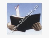 best flash book - Fire book appearing dove Magician s magic fire book Magic trick the best stage magic trick for fire dove