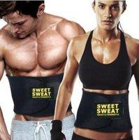 Wholesale 2016 Sweet Sweat Premium Waist Trimmer For Men and Women Slimming Belt We Also Have Training Mask Flipbelt