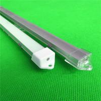 aluminium showcase - 10m X1m inch mm led aluminium profile for showcase cabinet led bar light for mm strip