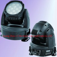 angled head - 12pcs w RGBW in1 Led Moving Head Wash Zoom Light CH Degrees Zoom Angle w