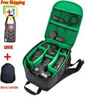 Wholesale Video photo camera Bag Camera Dslr Bag Waterproof backpack DSLR Camera Bag Backpack Video Photo Bags for canon nikon camera