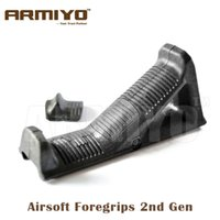 airsoft gun accessories - Armiyo Gen nd Tactical Airsoft Foregrips Fore Grip Fit mm Rail Hunting Gun Accessories