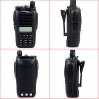Wholesale New Walkie Talkie RETEVIS RT B6 W CH UHF VHF MHz MHz Dual Band Frequency VOX Two way Radio Black
