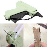Acheter Price tag gun-Hot Search Vêtements Vêtements Étiquette de prix Marques Marqueurs Étiquettes Machine Gun Nouveau trépied