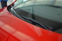 Wholesale Windshield Wiper Blades For Volkswagen Passat B6 quot quot Natural Rubber Bracketless Car Accessories HY