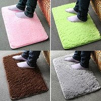 Wholesale Fashion Soft Rugs Anti Skid Shaggy Area Rug Dining Room Home Bedroom Carpet Floor Mat