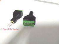 audio binding posts - 2PCS Gold plated pole mm Female socket Audio Terminal Binding Post adapter
