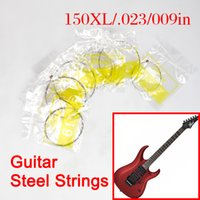 Hot Selling Guitar 6 Strings Steel Cordes de guitare acoustique électrique XL150 / 023009in E Super Light Drop