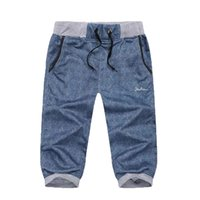 Wholesale New summer men s fashion casual shorts men jogging mountaineering outdoor leisure beach shorts plus fertilizer XL