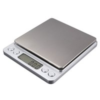 Wholesale For Pocket Digital Jewelry Gold Gram Balance Weight Scale with Salver g x g New Arrival High Quality
