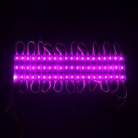 Wholesale 20pcs String LED SMD LED Module RGB Waterproof Light Lamp Strip DC V Sign LED Light