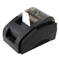 Wholesale High Speed POS Dot Receipt Paper mm Thermal Printer USB for Supermarket Bank Restaurant Bar Built in Data Buffer