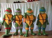 animal walk animation - Cartoon Teenage Mutant Ninja Turtles Costume Animal Modeling Apparel Animation Walking Mascot Apparel EMS Shipping