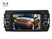 aspen cars - 4UI intereface combined in one system CAR DVD PLAYER FOR Chrysler Sebring Aspen C Cirrus Jeep Compass Grand Cherokee Wrangler