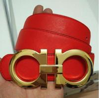 automatic boy - New Fashion Mens Business Belts Luxury Ceinture Automatic Buckle Genuine Leather Belts For Men Waist Belt