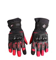 Wholesale Motocross Motorbike Off road Racing Riding Cycling MTB Winter Sports Warm Ski Windproof Waterproof Protective Motorcycle Gloves