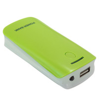 Cheap LED USB 5V 5600 mah Power Bank Case Kit DIY Cell Box 2x 18650 Portable External Battery Charger Backup Shell for Mobile Phone