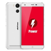 Cheap Unlocked 4G LTE smart phone Ulefone power 5.5Inch 6050mAh big battery MTK6753 Octa Core 3GB RAM+16GB ROM 13.0MP Android 5.1