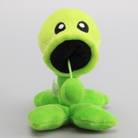 best zombie - Hot Sale Plants vs Zombies PVZ Pea Shooter Stuffed Toys Kids Plush DOlls CM Best Gift