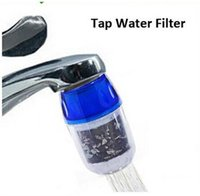 Wholesale Activated Carbon Water Filter Household Faucet Water Strainer Purifier Filter New Anion Charcoal Tap Water Purifier DDA3039