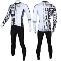 bicycle forest - New Black Forest Men Long sleeve Cycling Jersey Fashion Polyester Bike Bicycle Apparel Mosaics Breathable Cycling Clothes