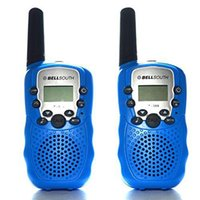 Wholesale BELLSOUTH T388 Two Way Radio for Kids Pack Walkie Talkie Fast Ship From US