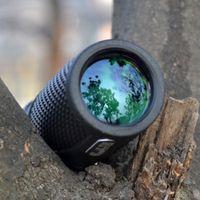 Wholesale 10X25 Dustproof Focus Zoom Monocular Handy Telescope Optic Lens Monocular Scope Binoculars Scope With FMC Green Film