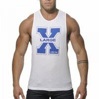 Wholesale Hot Sale Gym Bodybuilding Tank Top Men Singlet Addicted Spanish Style Tank Tops Fitness Men Gym Stringer Sports Clothing