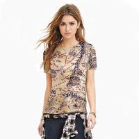 alternative sports - New American Apparel Women T Shirt Alternative Map of restoring ancient ways Tops Sport Women Tees Plus Size WT