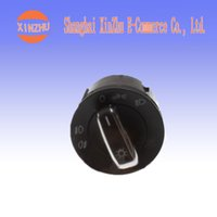 Wholesale Chrome Euro Headlight Switch Contorl For GTI MK5 MK6 Rabbit ND A
