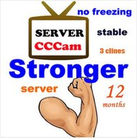 Wholesale Best Year months Lines CCCAM Europe cccam Cline for Satellite Decoder lines Sky Spain UK Germany France Stable