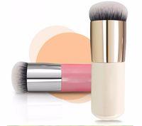 bb lot - 10pcs Pro BB Foundation Brush Face Brush Blush Makeup Cosmetic Tool Powder Brush H2T