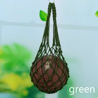 Wholesale Bold basketball net football volleyball net mesh bag package with good quality and the best price