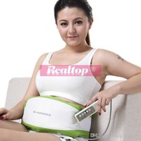 Vibrating slimming belt Avis-Massage Minceur Ceinture Vibrant Massage Slender Shaper Fat Burning Ceinture amincissante