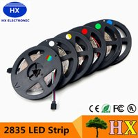 led light tape - SMD RGB LED Strip light LEDs M New Year String Ribbon lamp More Brighter than Lower Price Tape