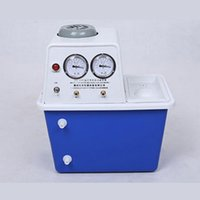 adjustable air pump - High Quality SHZ D W Protable Multi purpose Circulating Oil Free Diaphragm Lab Vacuum Pump Pressure Adjustable
