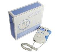 Wholesale Jumper JPD100B LCD Fetal Doppler Fetal Heart Detector Fetal Monitor FHR with Rechargeable battery