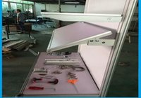 exhibition panel - Standard booth exhibition shelves bulkhead bracket panels pallet