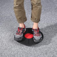 balance boards exercise - High Quality ABS Plastic Support Degree Rotation Massage Balance Board For Exercise And Physical Foot Massage US V