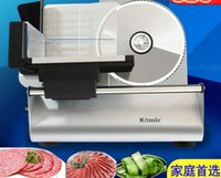 beef lamb - household electric slicer cut beef lamb pieces small commercial thaw meat bread machine