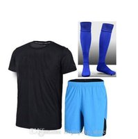 Wholesale Men sport shirts shorts and socks set