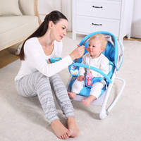 Wholesale 2016 Hot Sale electric baby rocking chair baby swing placarders chair chaise lounge rocking chair electric cradle bed baby chair