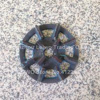 Wholesale 10 Diamond Metal Bond Grinding Disc inch mm Granite Surface Rough Grinding Abrasive Tools Grit
